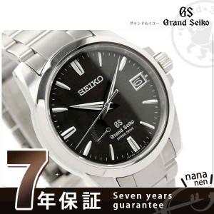 グランドセイコー スプリングドライブ 腕時計 メンズ チタン GRAND SEIKO SBGA081