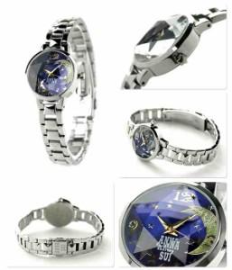 アナスイ スター ブレスレット レディース 腕時計 FCVK918 ANNA SUI ネイビー