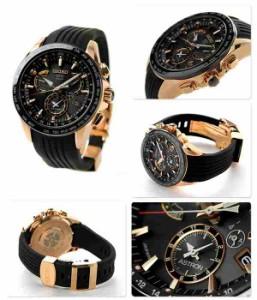 【あす着】【ポーチ付き♪】セイコー アストロン GPSソーラー 8Xシリーズ デュアルタイム SBXB055 SEIKO ASTRON 腕時計