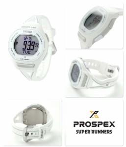 セイコー プロスペックス スーパーランナーズ スマートラップ SBEH001 SEIKO 腕時計 ホワイト