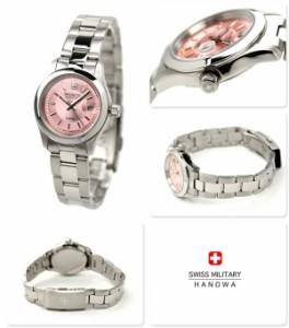 スイスミリタリー SWISS MILITALY レディース 腕時計 ELEGANT PREMIUM ピンク ML311