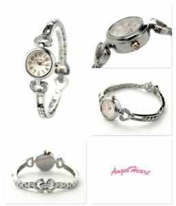 【あす着】エンジェルハート ピンキーハート レディース 腕時計 PH19SWSV AngelHeart クオーツ シルバー
