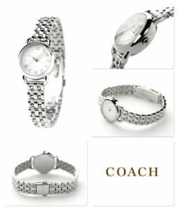 【あす着】コーチ デランシー レディース 腕時計 クオーツ 14502276 COACH アイボリー