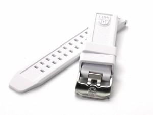 ルミノックス 交換用ベルト 20mm 7050シリーズ対応 純正ベルト 7050.1 LUMINOX 腕時計 ホワイトアウト