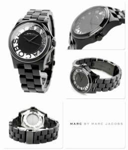 マーク バイ マーク ジェイコブス ヘンリースケルトン MBM4572 MARC by MARC JACOBS レディース 腕時計 クオーツ オールブラック