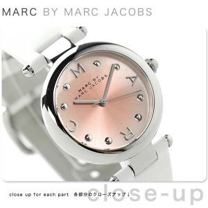 マーク バイ マーク ジェイコブス ドッティ 34 MJ1407 MARC by MARC JACOBS 腕時計 ピンク×ホワイト