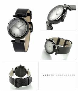 マーク バイ マーク ジェイコブス ドッティ 34 MJ1410 MARC by MARC JACOBS 腕時計 グレーシルバー×ブラック