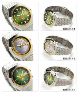 トレッサ ヴィンテージ スイス製 自動巻き 腕時計 TRESSA-C 選べるモデル TRESSA