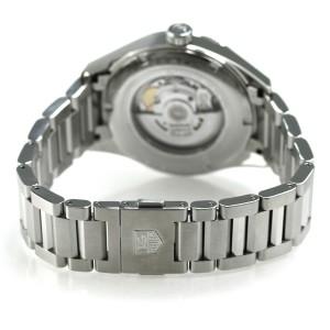 【あす着】タグホイヤー カレラ キャリバー5 41MM 自動巻き 腕時計 WAR201A.BA0723 TAG Heuer ブラック 新品