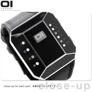 ゼロワン・ジ・ワン スプリット スクリーン メンズ SC120W3 01THEONE 腕時計 クオーツ