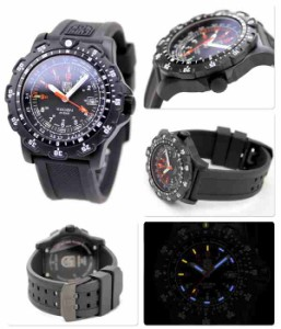 ルミノックス LUMINOX フィールド スポーツ リーコン ポイントマン 腕時計 ラバーベルト マイル 8822.mi