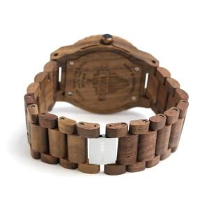 ウィーウッド コス ナット ブロンズ 木製 腕時計 9818135 WEWOOD ブラウン
