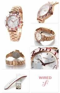 セイコー ワイアード エフ 限定モデル AGET711 SEIKO WIRED f 腕時計