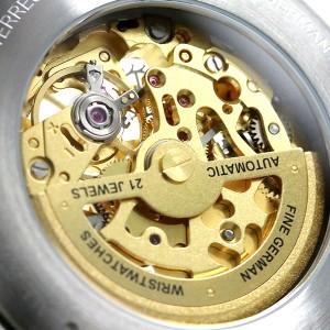 ツェッペリン 100周年 記念モデル オープンハート メンズ 8656M-2 Zeppelin 腕時計