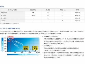 ダイワ/Daiwa プロバイザーHD S 2100X (内容量:21L スチロール断熱 釣り・アウトドア兼用クーラー)