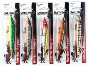 スミスウィック/SMITHWICK ARB1200 フローティング ラトリンログ (11.4cm/9.4g)