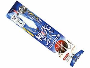 マルフジ/Marufuji E-531 極先ふぐカットウ仕掛 オモリ:30号 (3本イカリ×2本 1組入り)