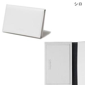 Calvin Klein カルバンクライン 名刺入れ フォーカス 852602