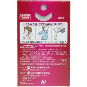 簡易鍼治療器 ニュー・ラークバン 肌色タイプ 24鍼入
