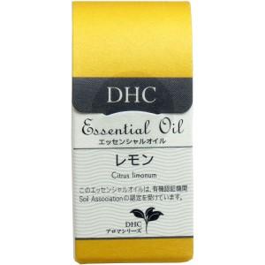 【訳アリ】DHC エッセンシャルオイル レモン 5mL