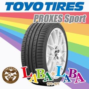 ★225/45R18 95Y トーヨー Sport PROXES 2本SET ゴムバルブ付
