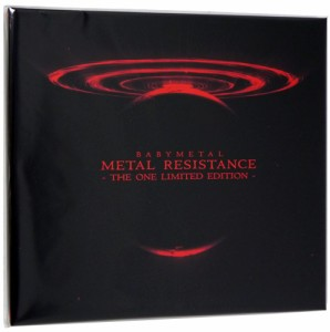 BABYMETAL/METAL RESISTANCE-THE ONE LIMITED EDITION-◆新品Ss【即納】【送料無料】