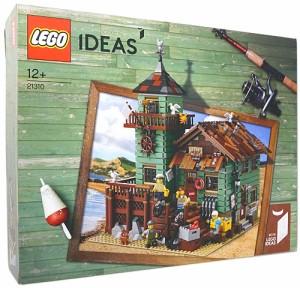 LEGO レゴ アイデア つり具屋 Old Fishing Store 21310◆新品Sa【即納】【送料無料】