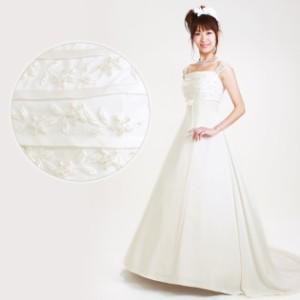 【二次会ドレスレンタル】【7号,ホワイト,Aライン】結婚式 2次会 お呼ばれ 1070【往復送料無料】