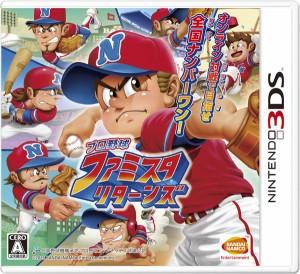 プロ野球 ファミスタ リターンズ 【ニンテンドー】【3DS】【ソフト】【新品】 CTR-P-BP5J