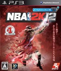 NBA 2K12 PS3 ソフト BLJS-10136 / 中古 ゲーム