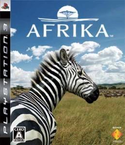 アフリカ AFRIKA PS3 ソフト BCJS-30021 / 中古 ゲーム