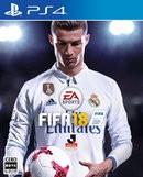 FIFA 18 【中古】 PS4 ソフト  / 中古 ゲーム