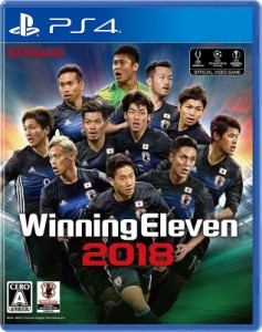 ウイニングイレブン2018 【中古】 PS4 ソフト VF021-J1 / 中古 ゲーム
