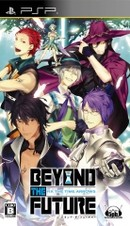 BEYOND THE FUTURE FIX THE TIME ARROWS 通常版 PSP ソフト ULJM-05988 / 中古 ゲーム
