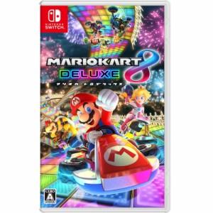 マリオカート8 デラックス Nintendo Switch ソフト HAC-P-AABPA / 新品 ゲーム