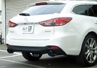 【代引手数料無料】柿本改 カキモトレーシング Class KR マツダ アテンザ セダン FF GJ2FW用 (Z71326)