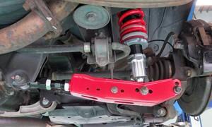RS-R Rear Lower Arm スバル インプレッサ WRX STi GVB用 RLAF040
