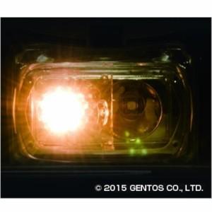 ヘッドライト ジェントス Ganbit 78FTR GB-78FTR