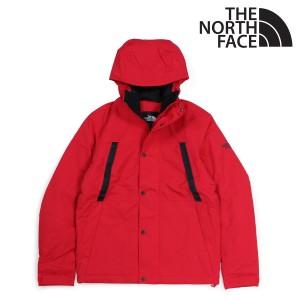 ノースフェイス THE NORTH FACE ジャケット レインジャケット メンズ MENS STETLER INSULATED RAIN JACKET レッド NF0A3EQ8 3/7 新入荷