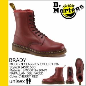 ドクターマーチン Dr.Martens 8ホール ブーツ BRADY R14581600 メンズ