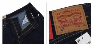 リーバイス 505 ストレート LEVIS メンズ デニム パンツ REGULAR FIT STRAIGHT