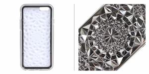 フェロニーケース Felony Case iPhone7 6 6s ケース スマホ iPhoneケース アイフォン アイフォーン レディース シルバー