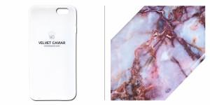 Velvet Caviar ヴェルヴェット キャビア iPhone7 6 6s ケース スマホ iPhoneケース GALAXY MARBLE IPHONE CASE レディース