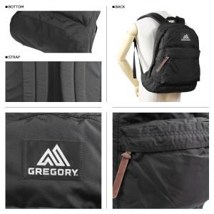 グレゴリー GREGORY リュック デイパック 20L イージーデイ EASY DAY 651551041 バックパック ブラック メンズ レディース