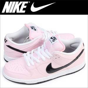 ナイキ NIKE SB ダンク ロー スニーカー DUNK LOW ELITE PINK BOX 833474-601 メンズ 靴 ピンク 【◆】
