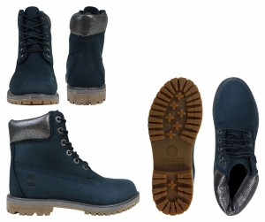 ティンバーランド レディース ブーツ 6インチ Timberland JUNIOR 6INCH PREMIUM WATERPROOF BOOTS A196M Wワイズ プレミアム 防水