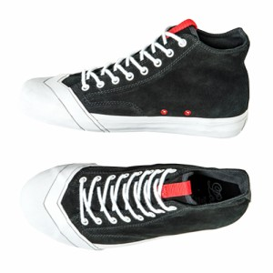LOSERS ルーザーズ スクーラー クラシック ハイ スニーカー SCHOOLER CLASSIC HIGH 14AWSCH03 メンズ 靴 ブラック