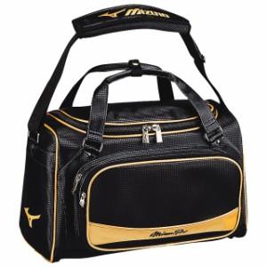 ミズノ(MIZUNO) 野球 ショルダー(ダッフル)バッグ セカンドバッグ 容量/46L :ブラック (1FJD6001)