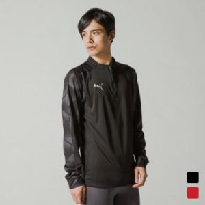 プーマ メンズ サッカー/フットサル ジャージジャケット FTBLNXT 1/4 ジップトップ (655828) PUMA