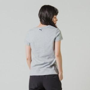 プーマ レディース 半袖Tシャツ SS TEE W (854111) PUMA